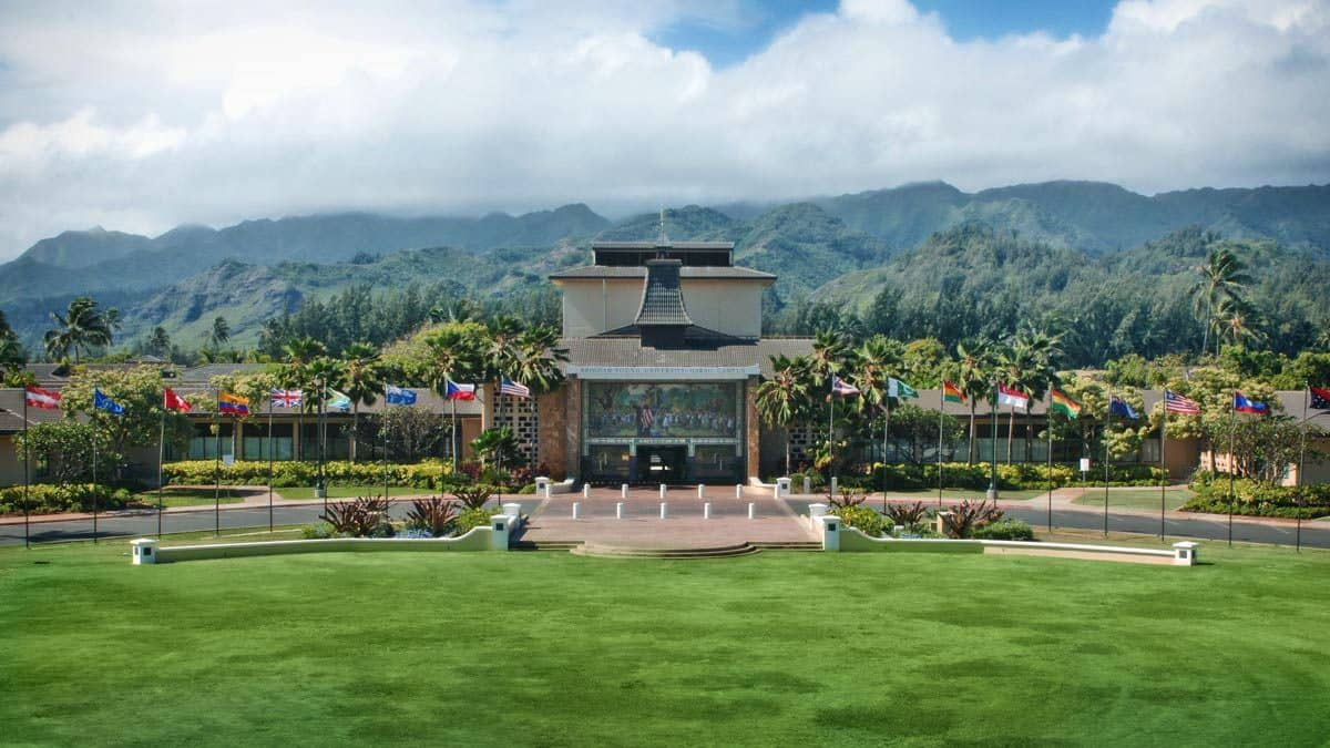 Brigham Young University Hawaii Laie