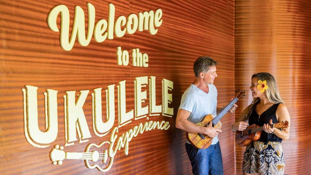 Hawaii's King of the Strings