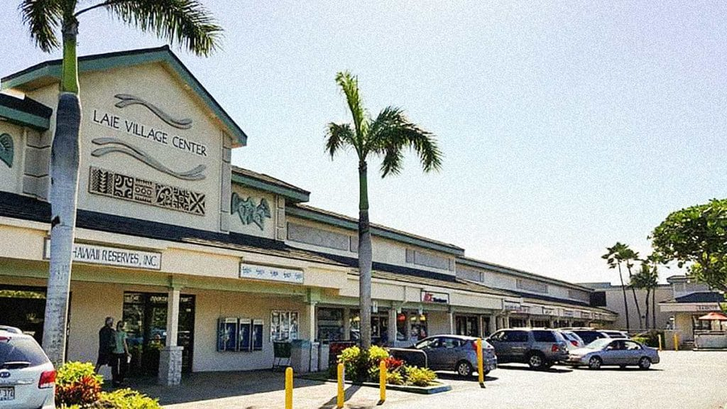 La'ie Shopping Center