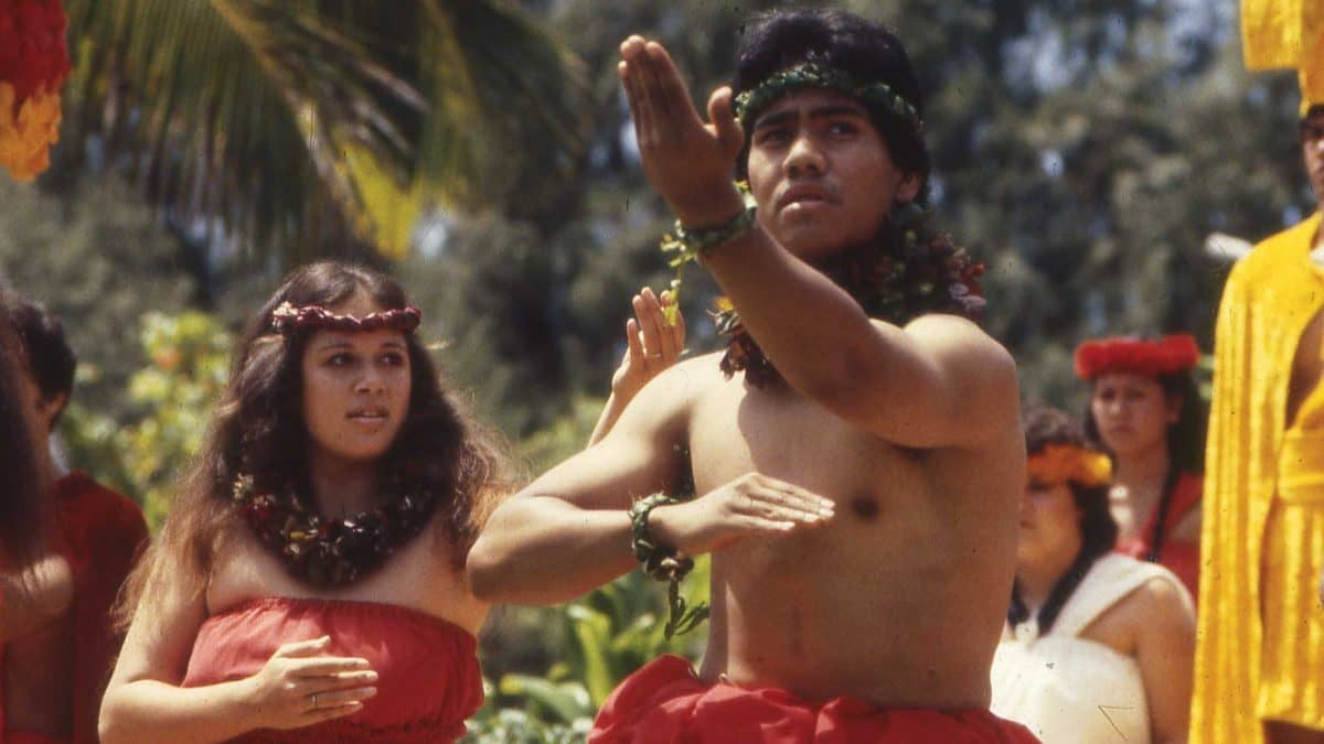 Where the Hula is Sacred